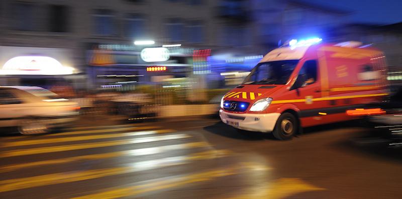 Ambulance urgence